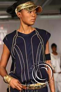 Alternative Fashion Week 2005 - with Urban Chic Models, Sonal Patel - Winning Designer