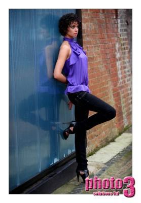 Charlotte Kent Fashion-Britains Next Top Model series 5