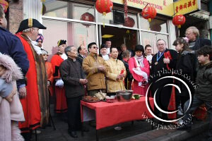 Chinese New Year Parade Photos in Chatham