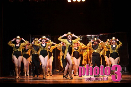 A Chorus Line at Hazlitt Theatre Maidstone