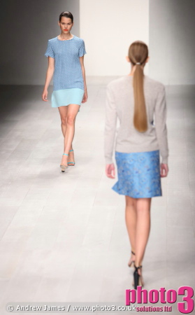 Photos of London Fashion Week 2012 - Richard Nicholl Collections