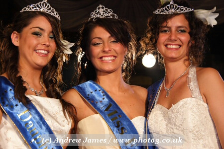 Miss Euroregion Final 2006 Photo at Ieper/Ypres Belgium