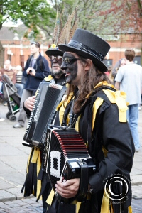 Rochester Sweeps Festival-Poachers Morris from Lincolnshire