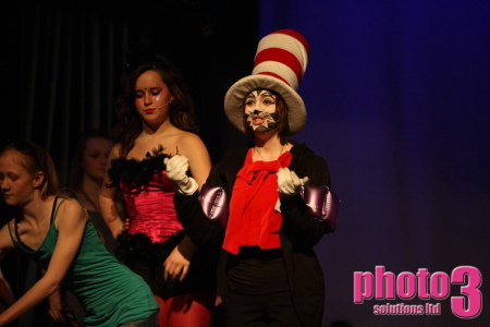 Seussical by Stage Theatre Society