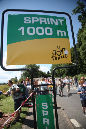 Kent stage of Tour de France