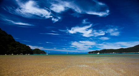 Abel Tasman National Park,New Zealand