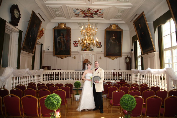 Wedding Package available at Alford Corn Exchange
