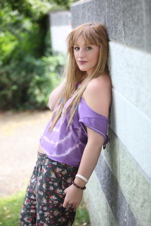 Elye Anne Kent model SG Hopeful
