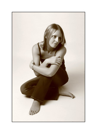 Makeover Photoshoots in Kent:Photographic Makeover/Portrait Session